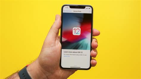 how to update your iphone to ios 12 cnet