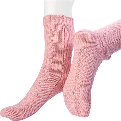 bed socks slenderella ladies anti slip dots style bedsocks ladies