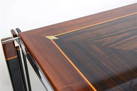 dining table wood inlay dining table