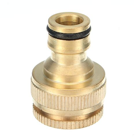 Brass Faucet Adapter by 1 2 3 4 Inch Brass Faucet Adapter Washing Machine