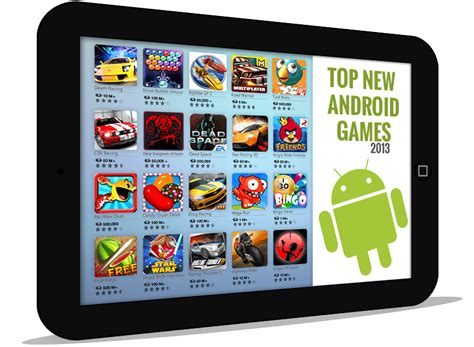 android games in 2013 apps