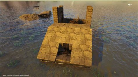 ark boat trap problems lowering foundations bug reports support