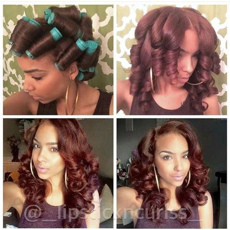 set hairstyles 25 best ideas about roller set on pinterest roller set