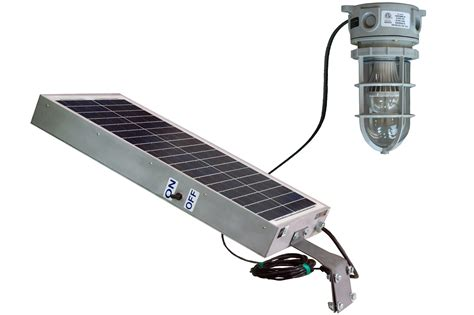 Solar Powered 10 Watt Led Hazardous Location Light Solar Panel For Light