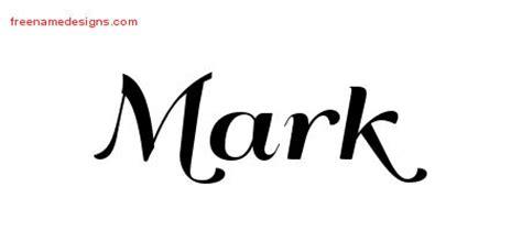 tattoo name mark art deco name tattoo designs mark graphic download free