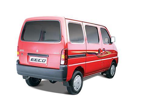 Maruti Suzuki Eeco Mileage Maruti Suzuki Eeco In India Prices Reviews Photos