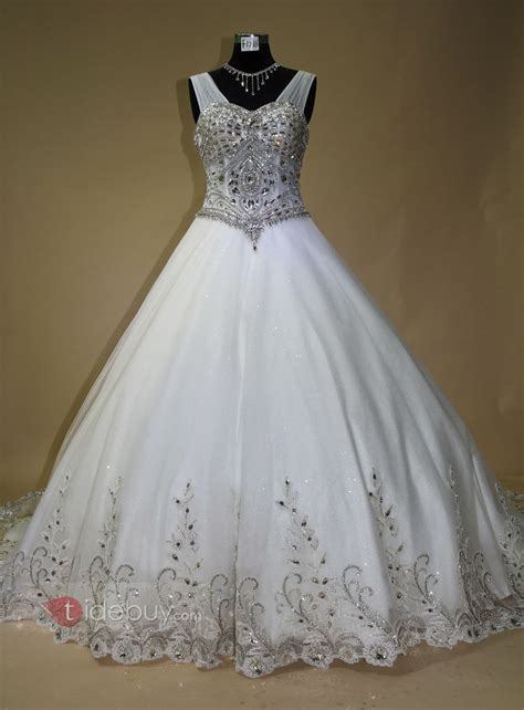 White Frock For Wedding by Amazing Bridal Frock 2015 Just Bridal