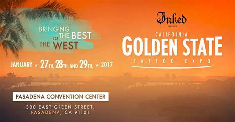 tattoo expo nj 2017 inked magazine presents golden state tattoo expo ca