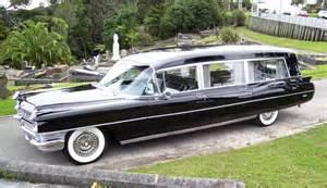 1964 Cadillac Hearse 1964 Cadillac Miller Meteor The Almighty Hearse