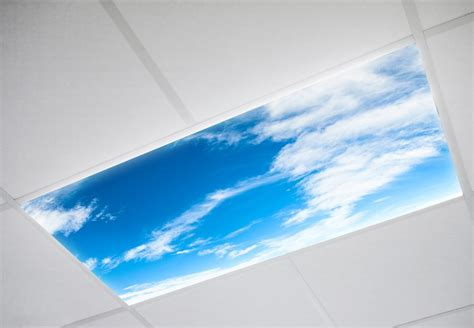 Fluorescent Light Covers cloud fluorescent light covers are for schools or