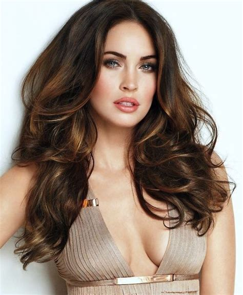 actresses with brown hair that play on soap operas megan fox image 3301706 by marine21 on favim com