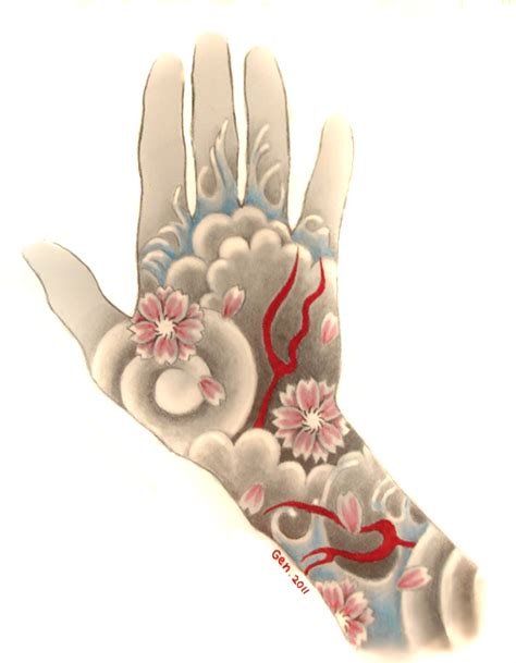 yakuza tattoo hand yakuza hand tattoo by fenn shysha on deviantart