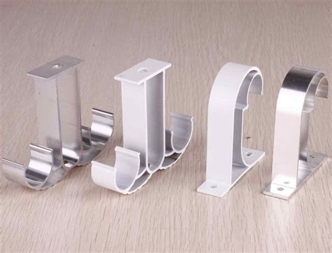 Ceiling Curtain Brackets by Ceiling Curtain Rod Brackets