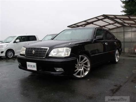 Toyota Crown 2 0 Toyota Crown 2 0 1997 Auto Images And Specification