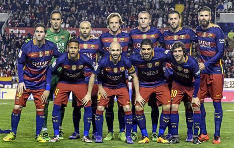 Kaos Barca Barcelona Edition 03 bar 231 a crowned winter chions marca