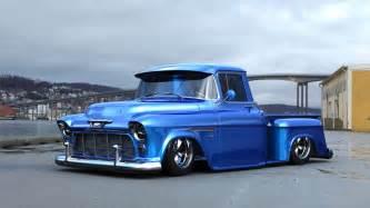 1955 chevy truck by rickgallatin on deviantart