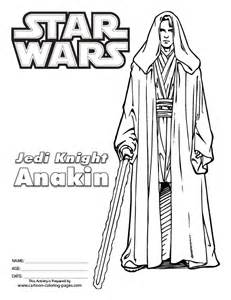 star wars episode 3 coloring pages