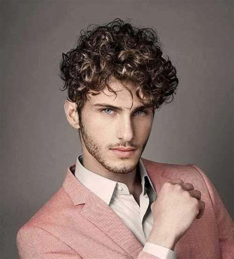 boys permed hair styles is it ok for men to get perms can a perm look really good