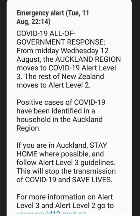 New Zealand lockdown: Stage 3 restrictions after new