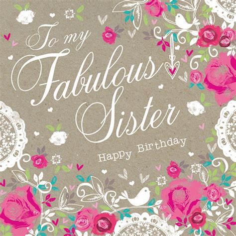 printable happy birthday cards for sister imageslist com happy birthday sister part 3