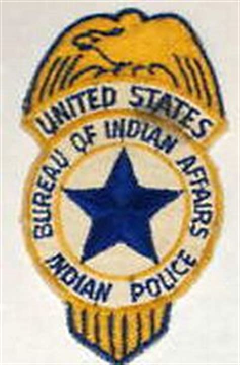 federal bureau of indian affairs ben s patch collection