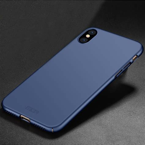 Iphone X Cover Mofi mofi for iphone x pc ultra thin coverage protective