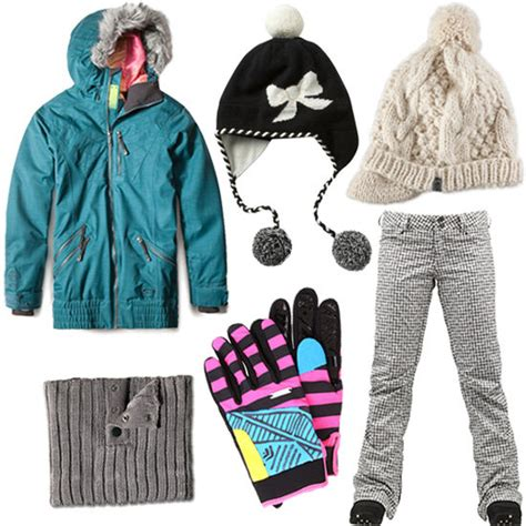 snow gear ski and snowboard gear for 2012 popsugar fitness