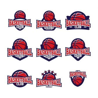 Logo Design Vorlagen Basketball Vektoren Fotos Und Psd Dateien Kostenloser