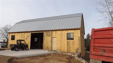 gambrel pole barns gambrel barn designs and plans