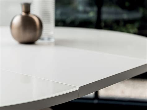tavoli scavolini allungabili tavolo scavolini hover rotondi rotondi allungabili vetro