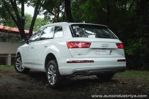 2016 audi q7 3 0 v6 tdi quattro car reviews