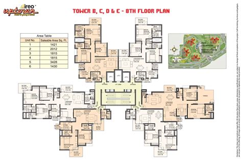 high rise residential building floor plans high rise residential floor plan google search