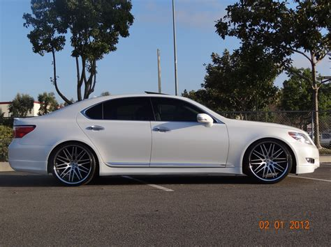 White And Black Ls by Poll Lexus Ls460 Black Or White Page 3 Club Lexus