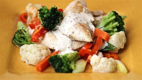 saut 233 ed chicken breast with vegetables quericavida