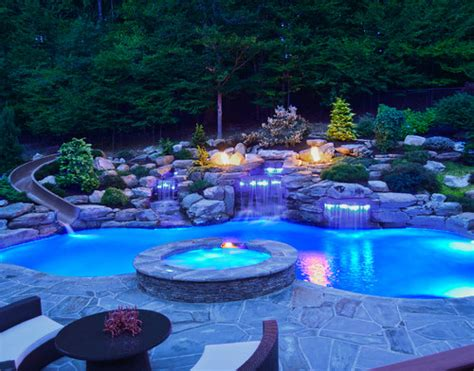 pool lighting ideas swimming pool lighting ideas for your backyard renovation