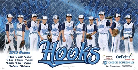 Baseball Banner Team Banner Baseball Sports Banner Custom Banner Sports Art Things Softball Team Banner Templates