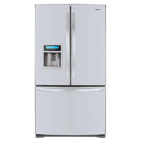 Kenmore Door Refrigerator by Kenmore Elite 21 0 Cu Ft Door Bottom Freezer