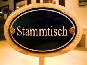 Snack Table Stammtisch Bayerntrips S Blog
