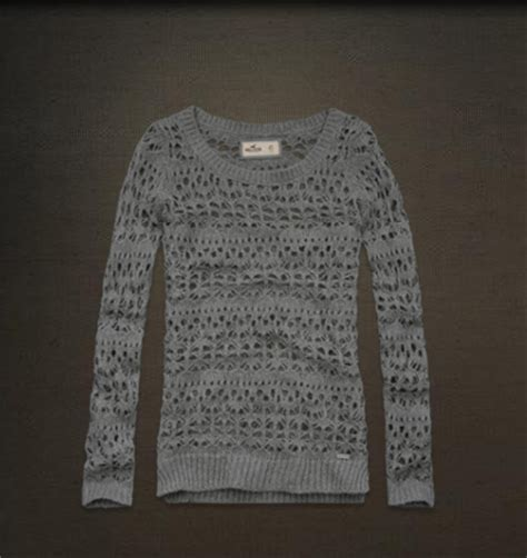 The Sitch on Fitch: Featured Goods of the Week! | August ... Hollister Sweaters For Girls Grey
