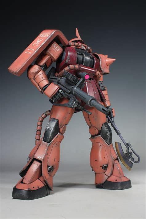 G 06r Gaia Finish Master R gundam mg 1 100 ms 06s char s zaku ii 2 0 painted build