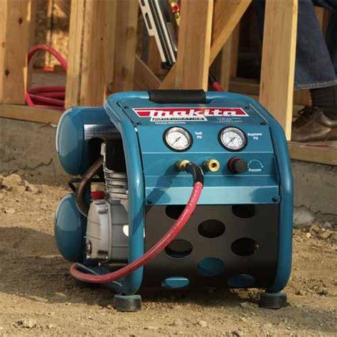 makita mac2400 big bore 2 5 hp air compressor stacked tank air compressors