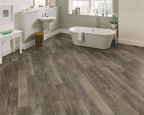 karndean flooring for bathrooms karndean designflooring vgw99t reclaimed redwood transitional bathroom other