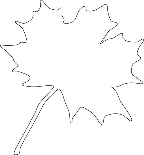 white leaf clip at clker vector clip