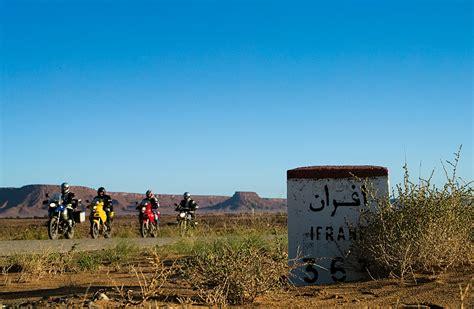 Motorrad Und Reisen Leserreisen by Tf Leserreise Marokko 2008 Tourenfahrer