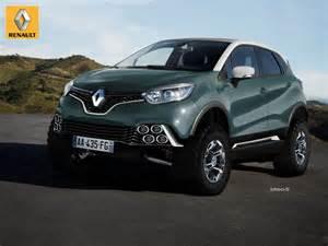Is The Renault Captur A 4x4 Personnalisation Du Nouveau Renault Captur Je Suis Fan