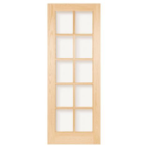 10 panel pine door 24 quot x 80 quot rona