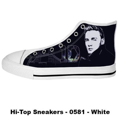 liam payne shoes sneakers custom one direction canvas