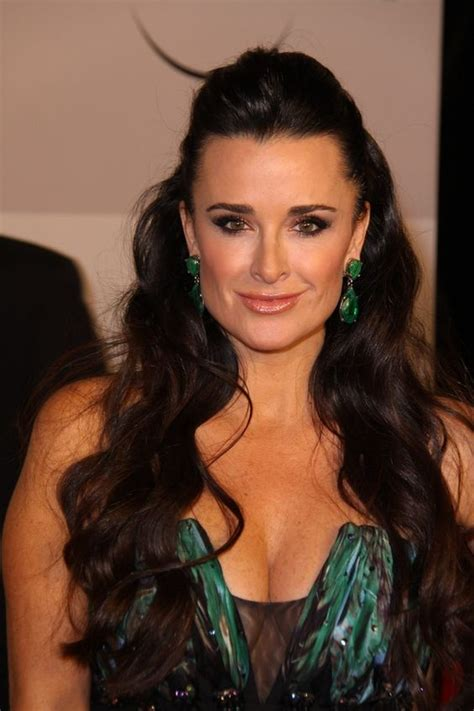 kyle richards spike bracelets kyle richards emerald earrings and emeralds on pinterest