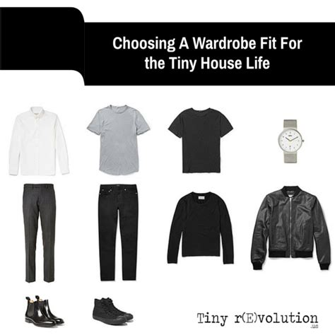 choosing a wardrobe fit for the tiny house life choosing a wardrobe fit for the tiny house life new