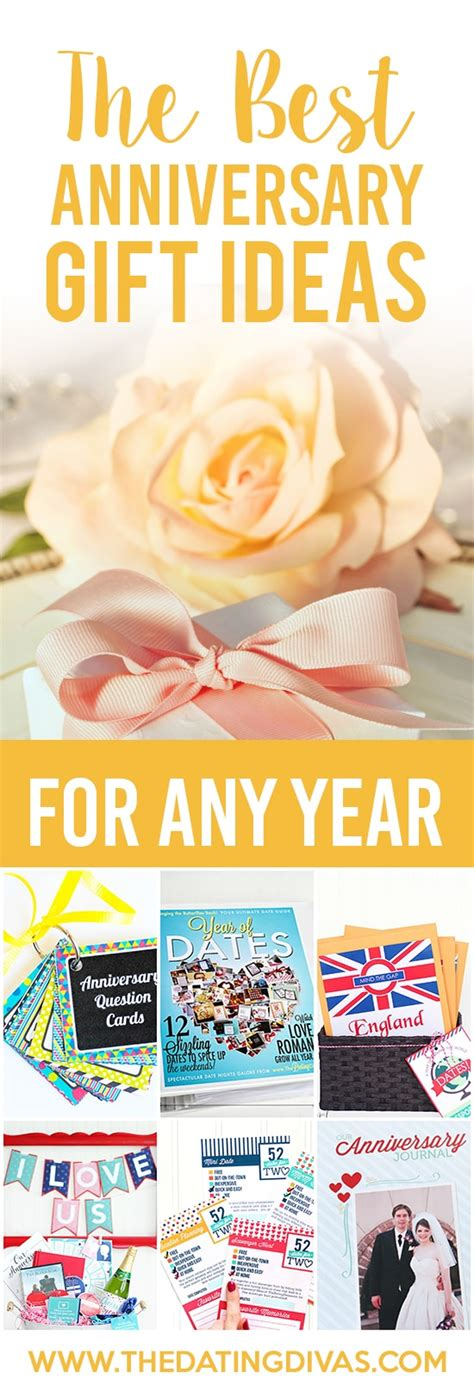 Wedding Anniversary Activity Ideas by Anniversary Gifts By Year